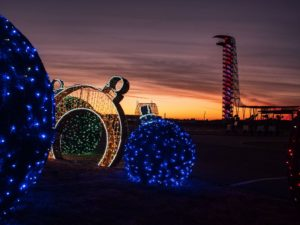 Peppermint Parkway at COTA | Austin Holiday Activities