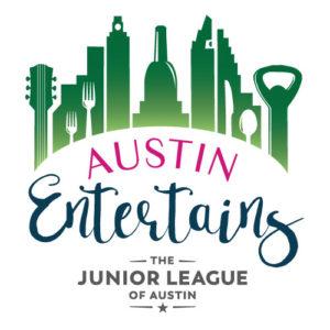 Austin Entertains Logo with no sponsor logos