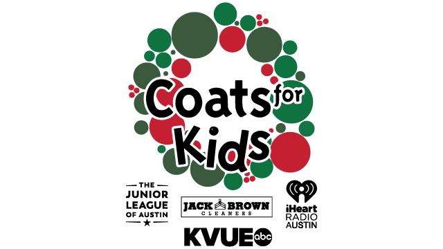 Coats for Kids Logo with Sponsors