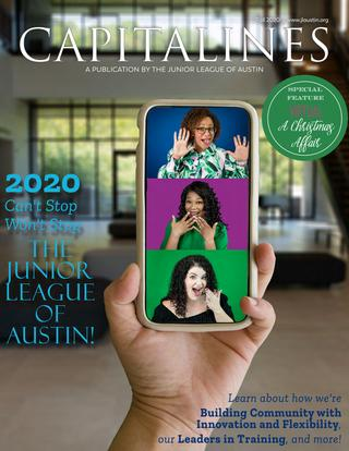 Cover of 2020 Capitalines Fall 2020 Edition
