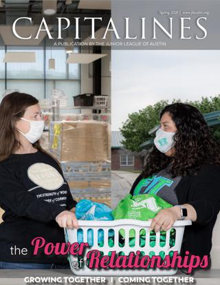 Cover of Capitalines Spring 2021 Edition