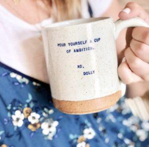 Lilla & Beth Quote Mug | The Junior League of Austin Business Spotlight