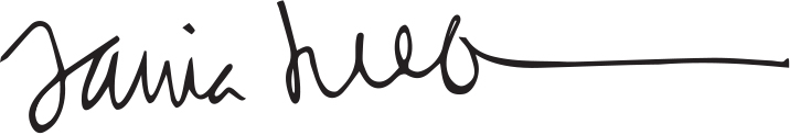 Tani'as Signature