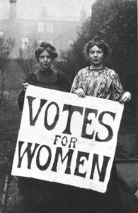 Suffragettes - Votes for Women